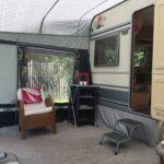 Mini-camping